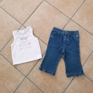 Other - Little Girls Outfit Bundle